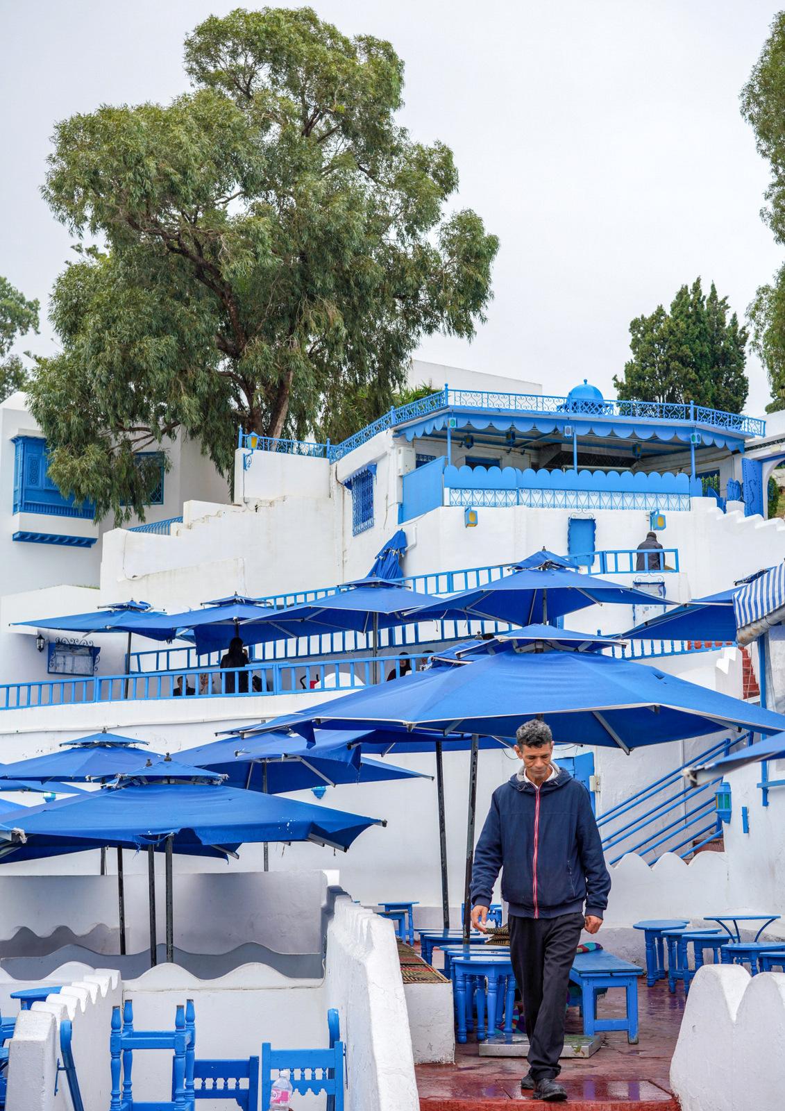 Cafe des Delices, Tunisia