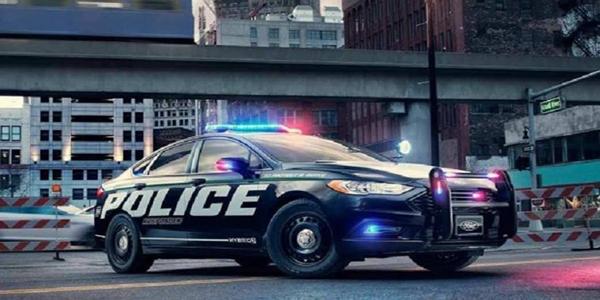 Mobil Ford Hybrid Untuk Polisi