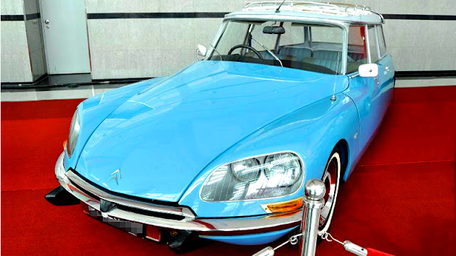 Citroën DS break (wagon)