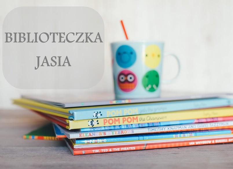 Biblioteczka Jasia #4 nowości książkowe od Taniej Książki