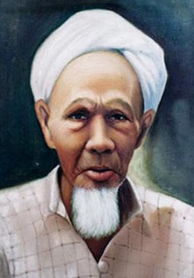 K.H.R Syamsul Arifin