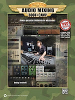 Audio Mixing Bootcamp cover image from Bobby Owsinski's Big Picture blog