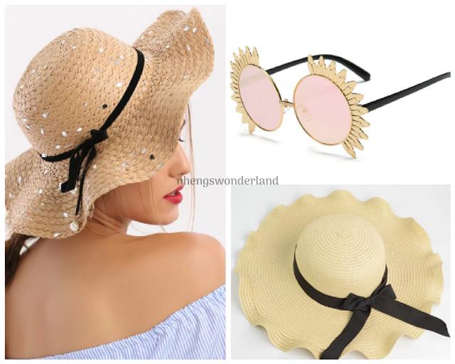 Summer Accessories - Zaful