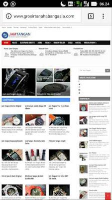 Jam tangan wanita online GrosirTanahAbangAsia.com