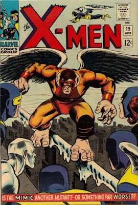 X-Men #19, the Mimic