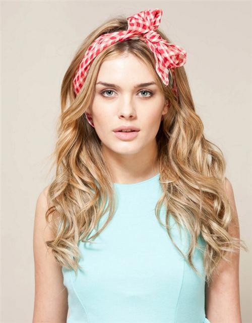 Resultado de imagen para bandanas para el pelo