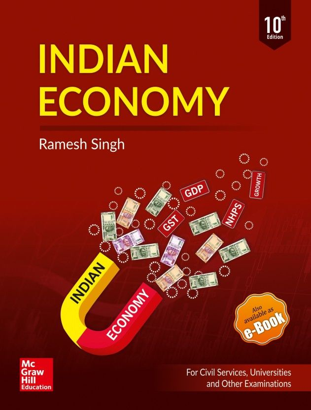 Indian Economy by Ramesh Singh 10th Edition - pdf download