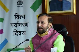 'Nagar Van' or 'Urban Forest' Scheme