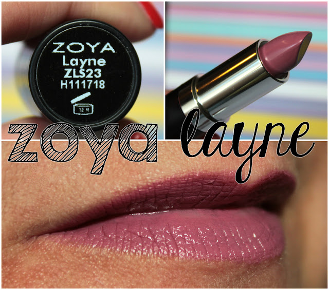 Zoya fall lipsticks for 2017! - Layne
