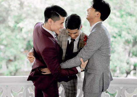 Meet The Two Handsome Brother Of Aljur Abrenica, Vin and Allen.