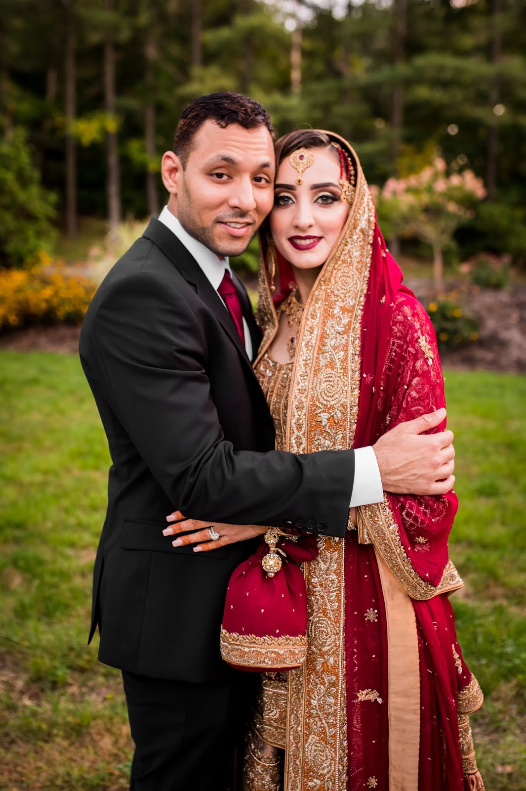 Couple happy to achieve their dreams together