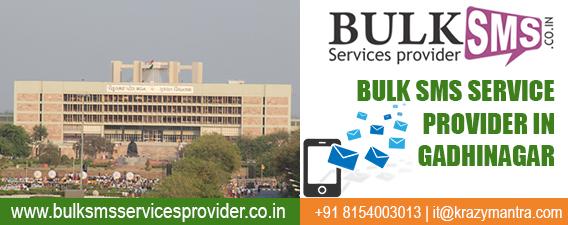 Bulk Sms Service Provider in Gandhinagar