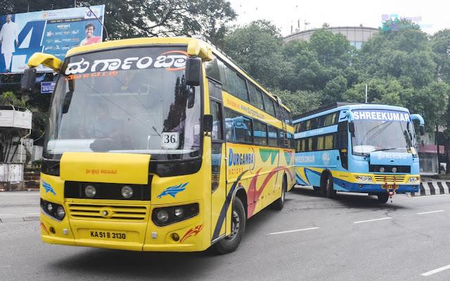 Durgamba Motors and Shreekumar Non AC Sleepers | Biswajit SVM Chaser