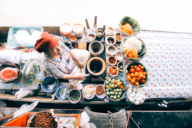 Street Food Thailand yang selalu Menggiurkan