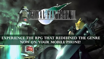FINAL FANTASY VII Apk for Android (paid)