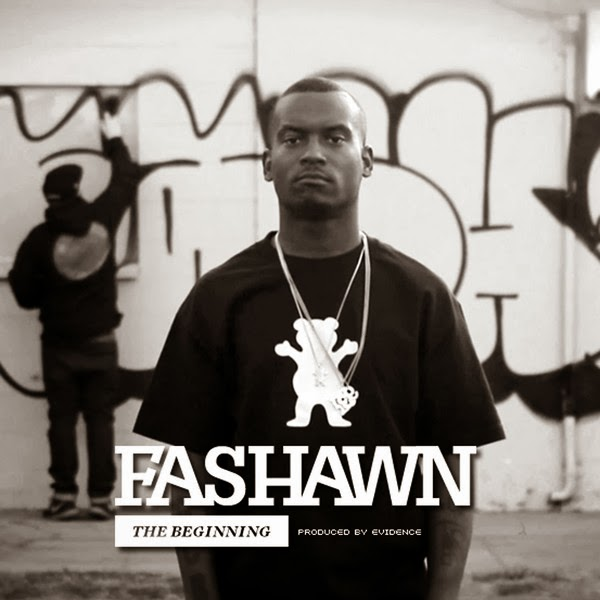 Fashawn - The Beginning (prod. by Evidence) - Single  Cover