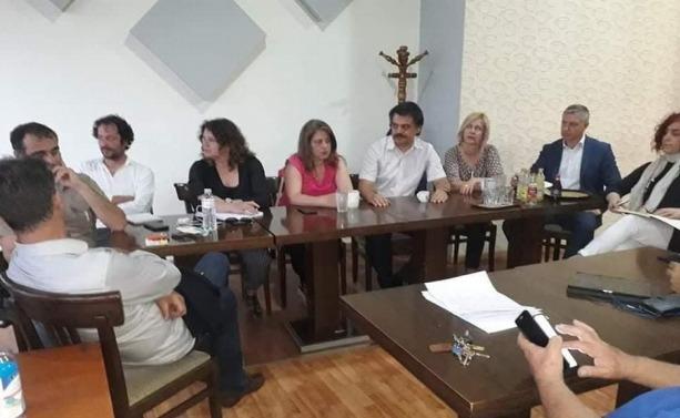 Συνάντηση της Περιφερειακής Συντονιστικής Επιτροπής ΣΥΡΙΖΑ Πελοποννήσου για τον τουρισμό