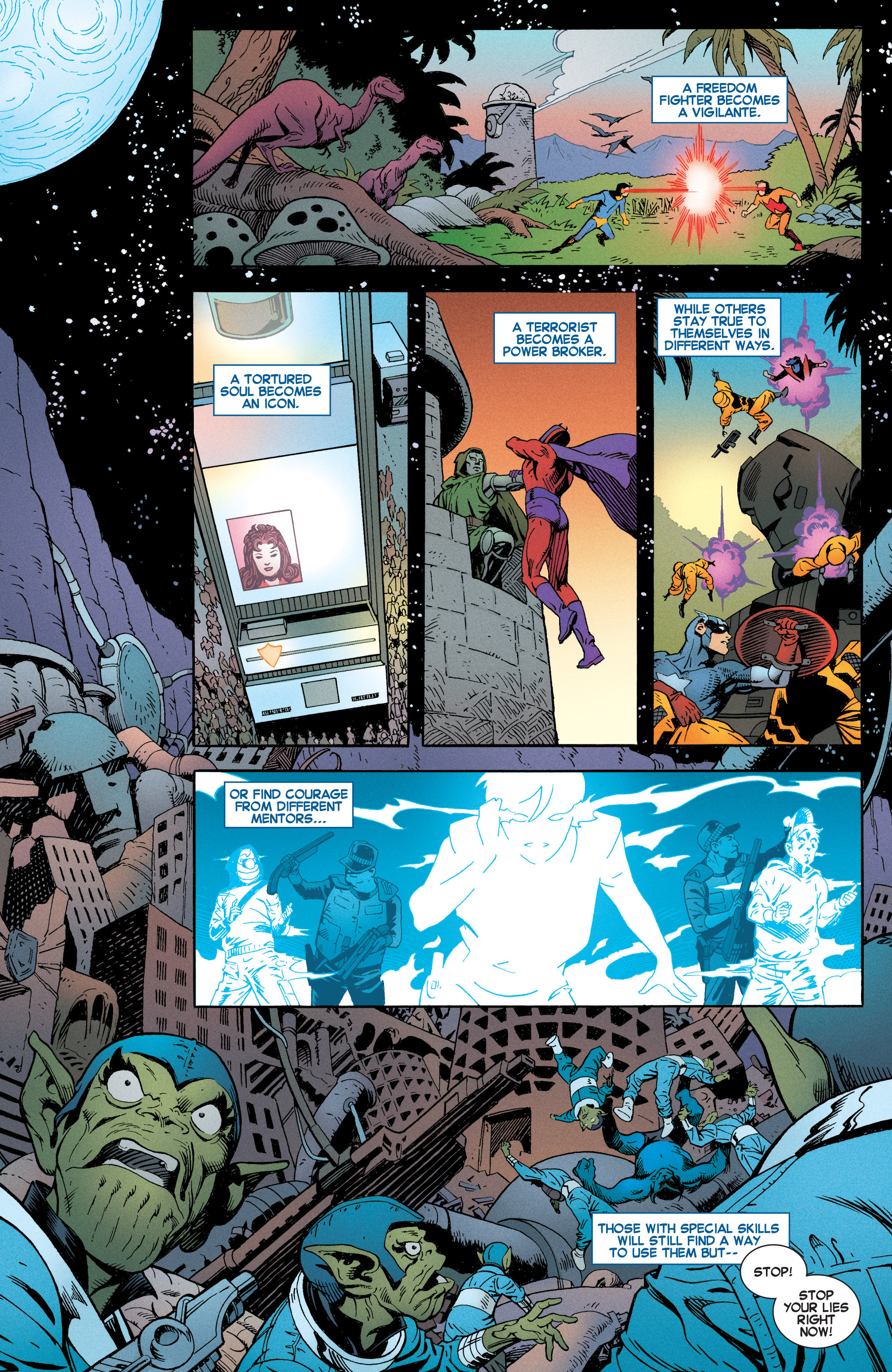 Read online All-New X-Men (2013) comic -  Issue #25 - 27