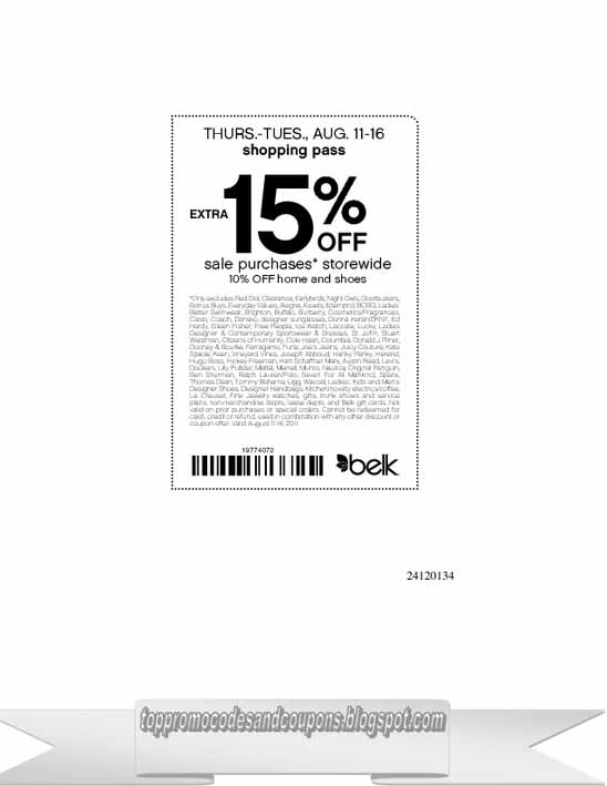 Find deals from more stores like Belk