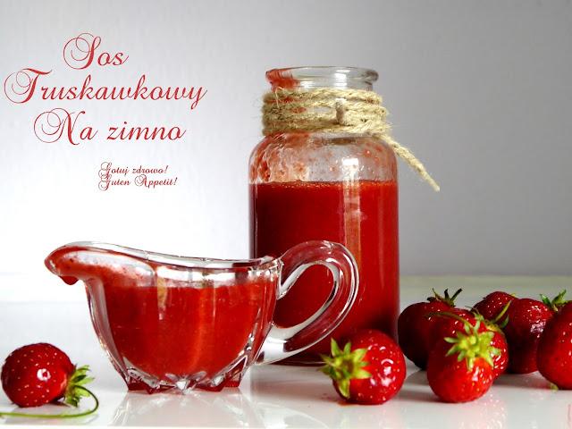 Sos truskawkowy na zimno - Czytaj więcej »