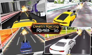 Death Racing Rivals 3D Apk v2.0 Hack Mod Money Terbaru
