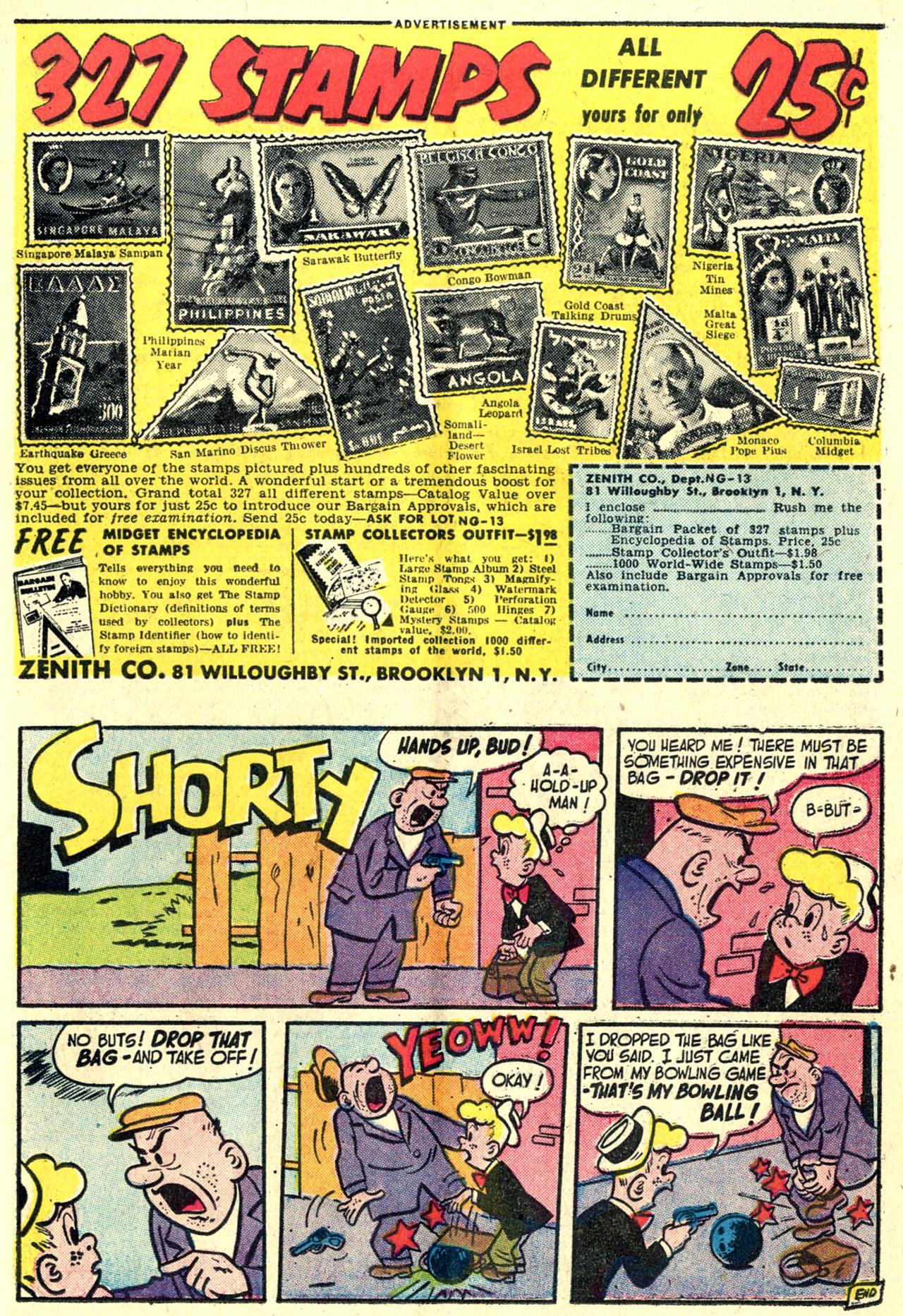Read online Detective Comics (1937) comic -  Issue #243 - 23