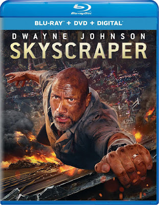 Skyscraper 2018 Dual Audio 720p BRRip 550Mb HEVC x265