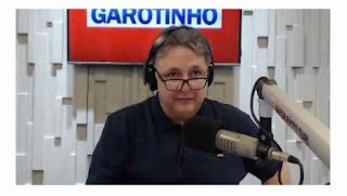 Anthony Garotinho é internado em CTI.