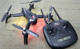 Spesifikasi Drone MJX Bugs 5W B5W - OmahDrones