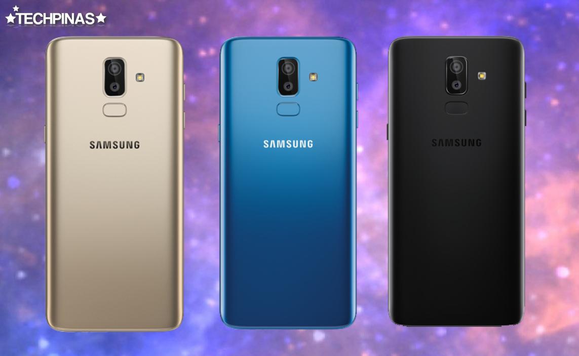 Samsung Galaxy J8 2018 Back Design