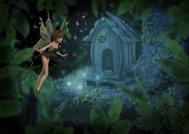 الجنيات الخيالية