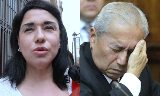 Rosa Venegas ratificó su versión sobre ingreso a oficinas del Ministerio Público