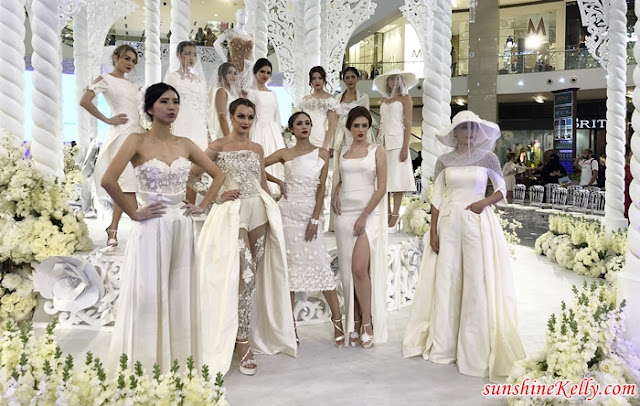 Inspirasi Cinta, Lynda Rahim, Wedding Collection, Moonlight Mile, Inspirasi Cinta Pavilion KL, Lynda Rahim KL.