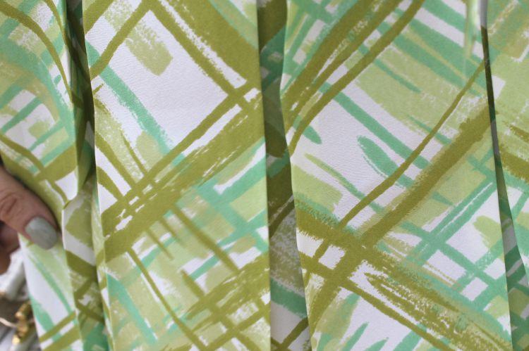 A Vintage Nerd, Vintage 1960s Green Dress, Vintage Fashion Blog, Vintage Tupperware, Aunt Barbara Tupperware Party, True Vintage 1960s Fashion