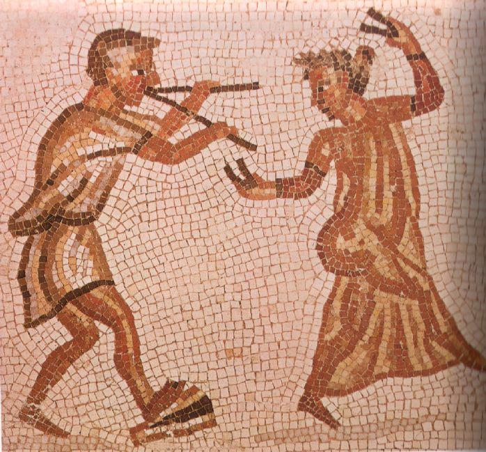 Dança romana