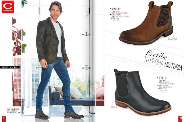 zapatos cklass caballeros