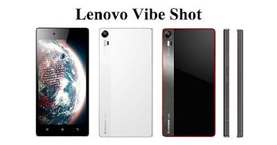 Spesifikasi Lengkap Lenovo Vibe Shot, Harga Lenovo Vibe Shot Baru, Harga Lenovo Vibe Shot Bekas