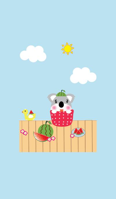 Cute Koala theme v.4