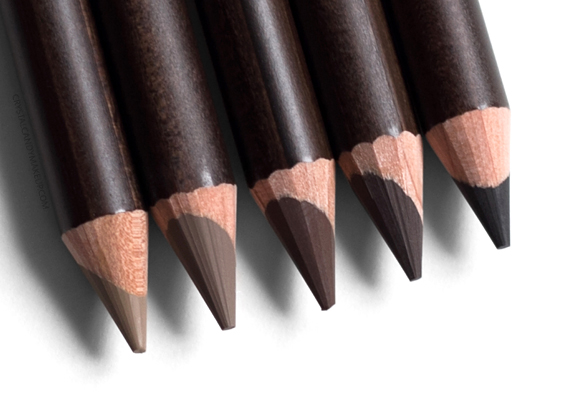 Make Up For Ever Brow Pencils 10 20 30 40 50 Review