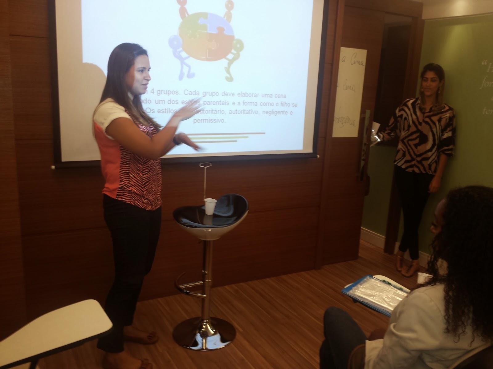 Workshop em Brasília - Métodos de Avaliação e Treinamento das Habilidades Sociais 9