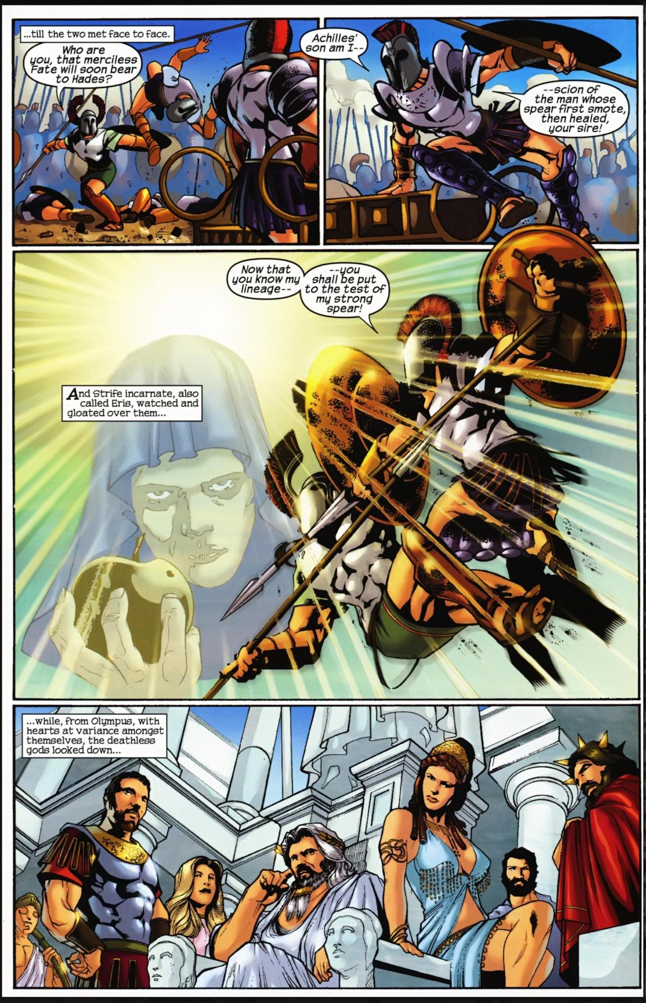 Read online Trojan War comic -  Issue #4 - 23