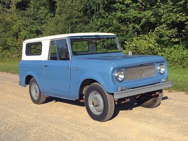 1961 Scout 80 4x4