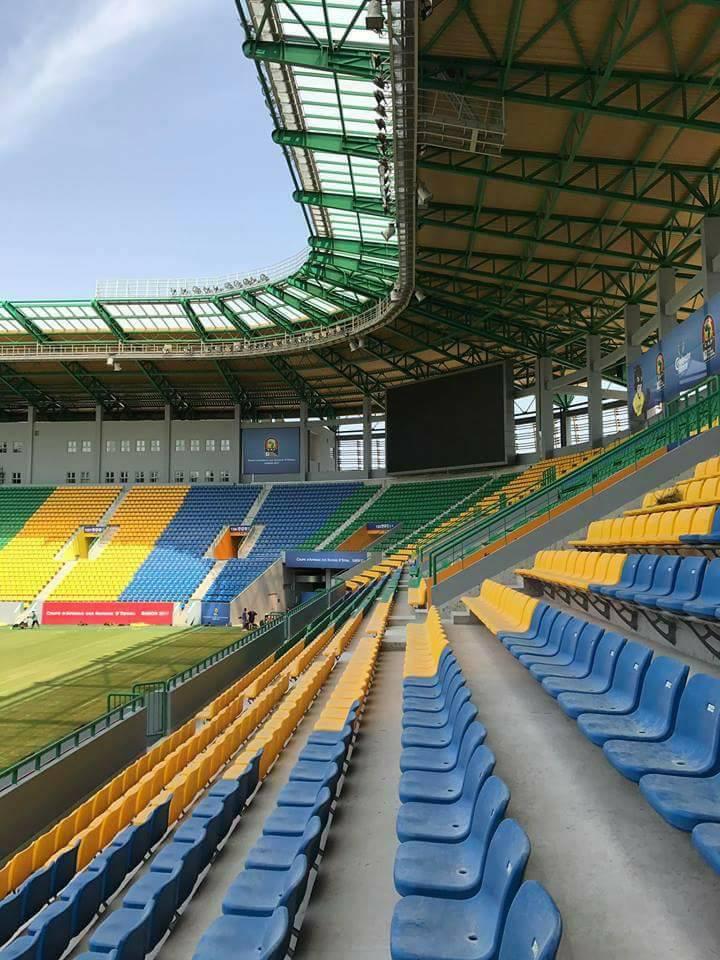 stadio port gentil coppa d'africa gabon 2017