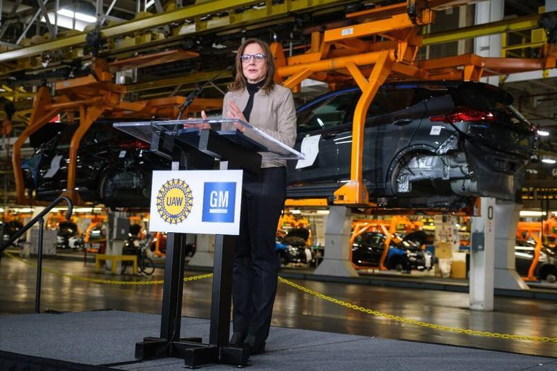GM To Invest $300 Million To build A New Chevrolet EV At Its Orion Plant