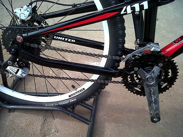 Sepeda United Dominate 411 Rp.5.200.000.- - DBS Bicycle