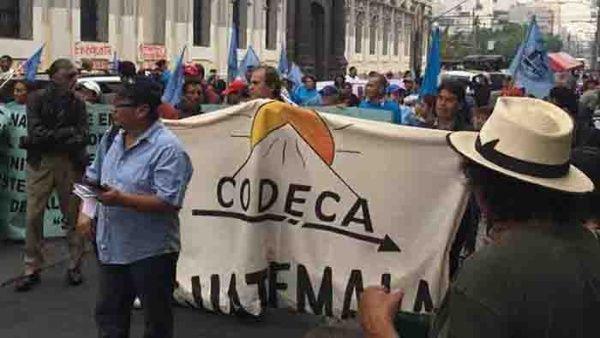 Denuncian asesinato de defensor de DD.HH. en Guatemala