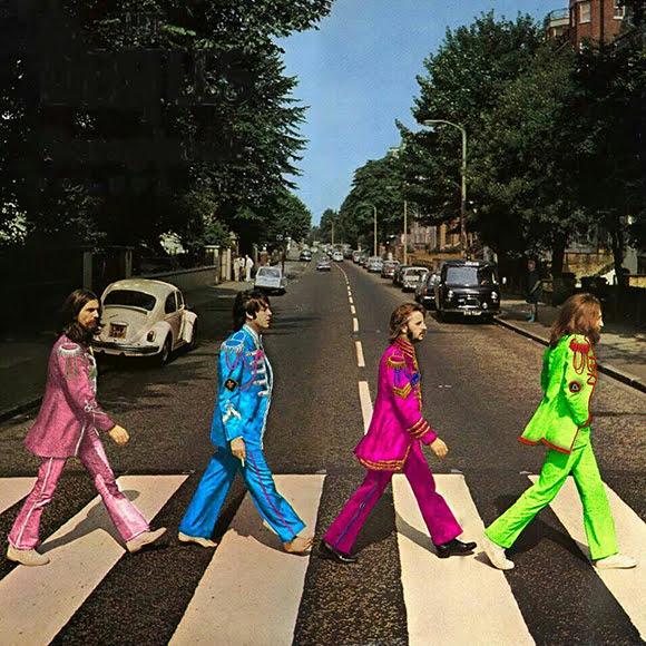Deux albums vinyle des Beatles en tête des ventes américaines 2017