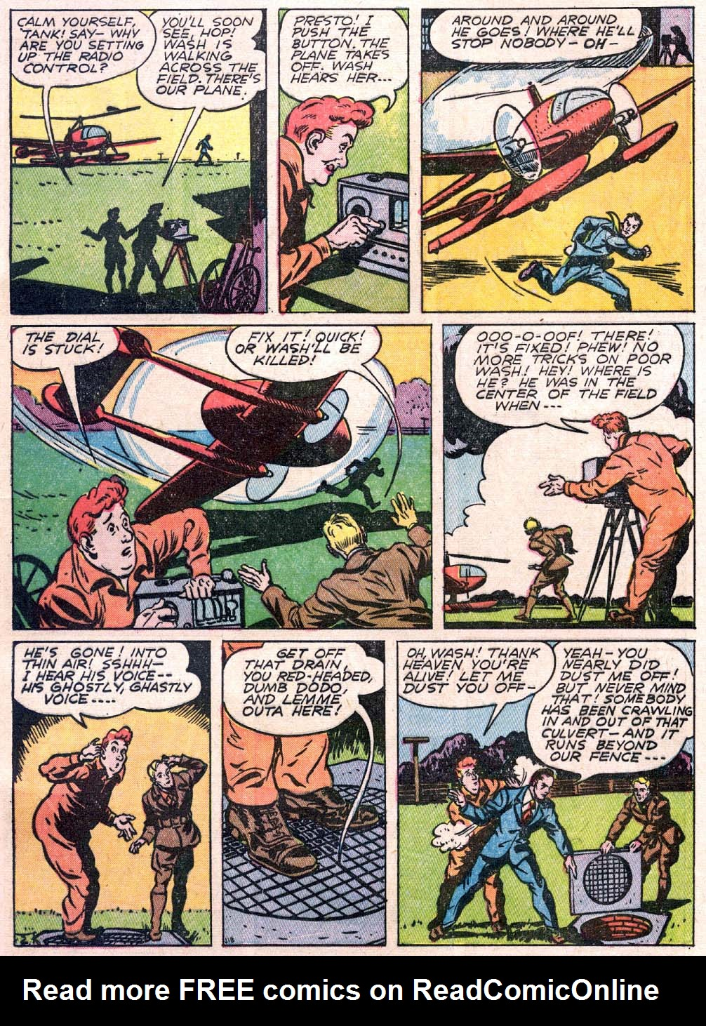 Read online All-American Comics (1939) comic -  Issue #33 - 23