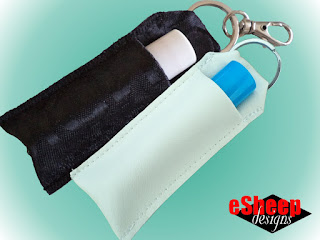 5 Minute Lip Balm Carrier by eSheep Designs