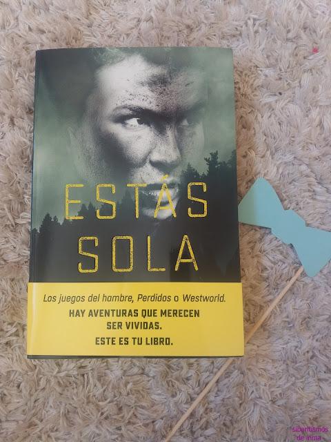 ESTAS SOLA, ALEXANDRA OLIVA